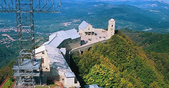 Monte Gelbison nel CIlento